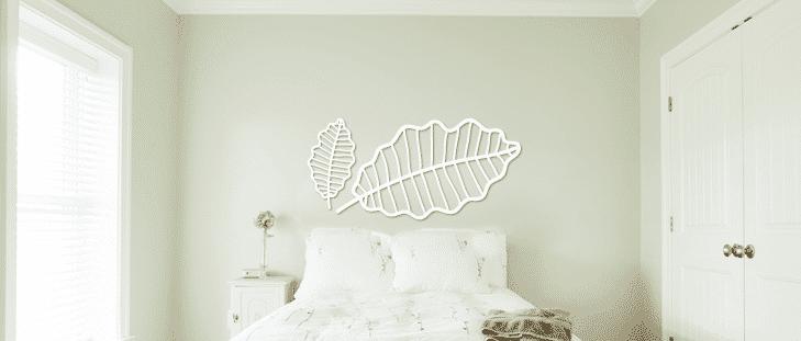דקורציות-לקירות-הבית-חדר-שינה-מעוצב