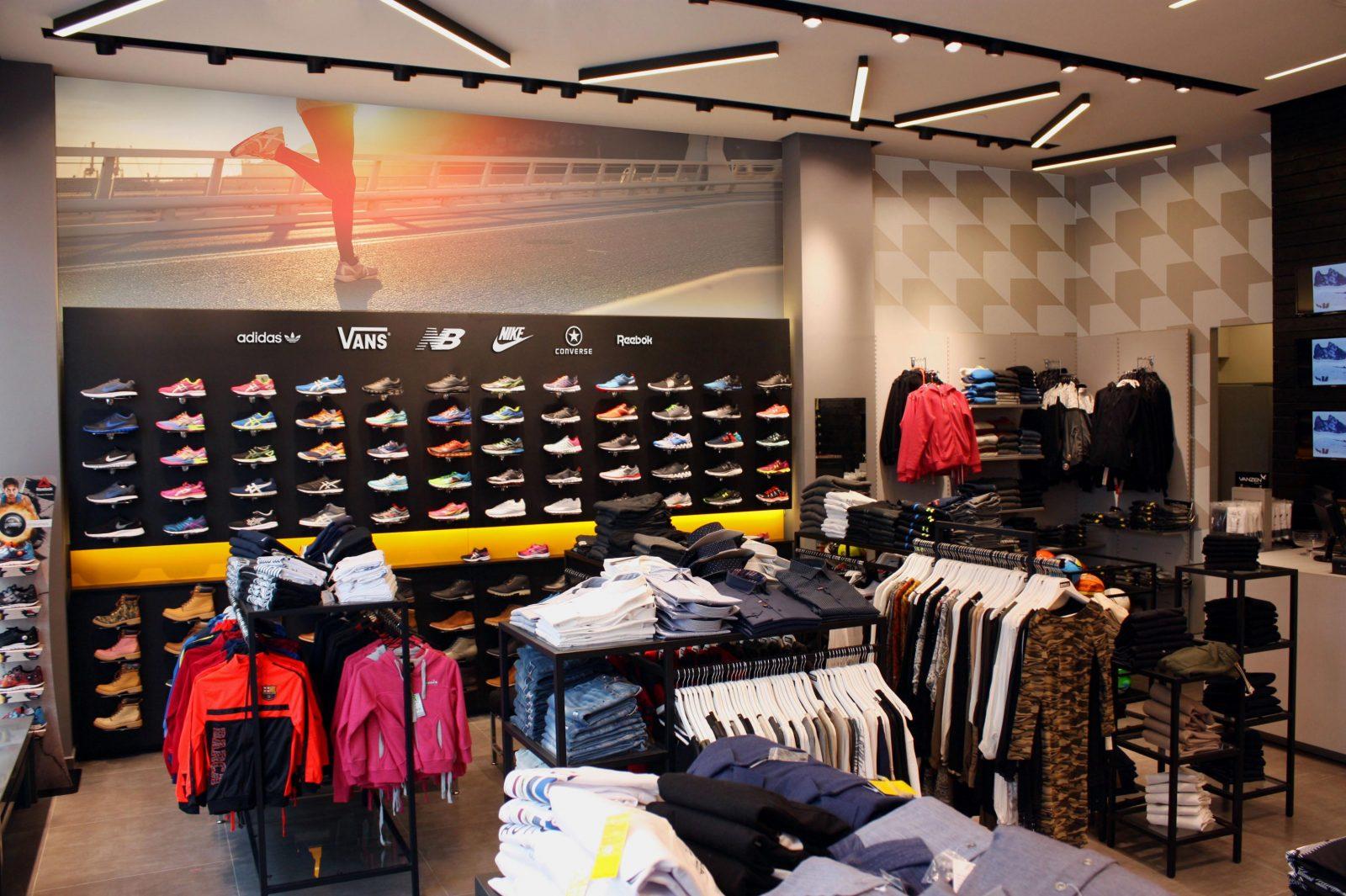 עיצוב-חנות-ספורט-ליאור-מלכה