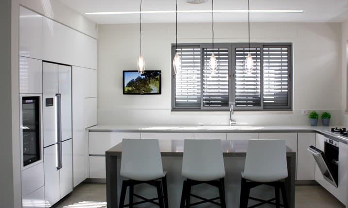 עיצוב-מטבח-מודרני