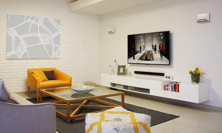 עיצוב-פנים-מודרני-לסלון