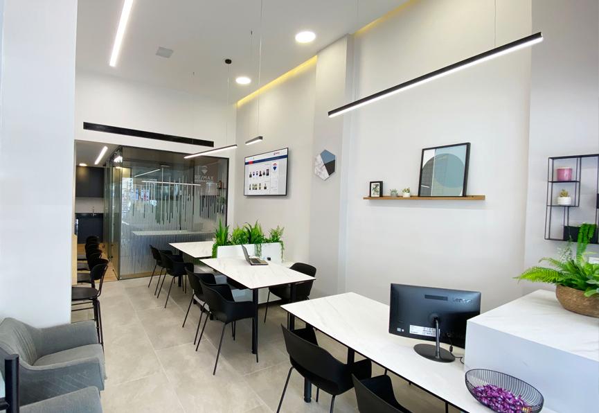 עיצוב משרד תיווך