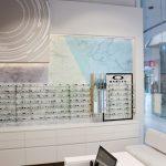 עיצוב פנים לחנות משקפיים