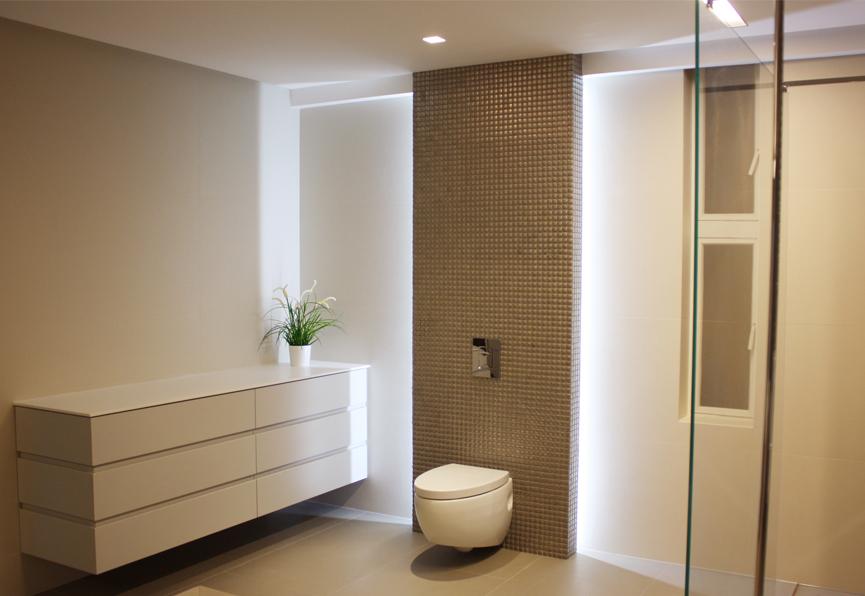 עיצוב שירותים